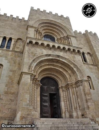 Coimbra - Sé Velha antica cattedrale