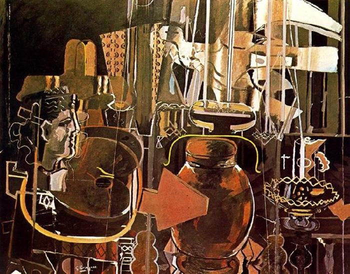Georges Braque - Atelier II (1949)