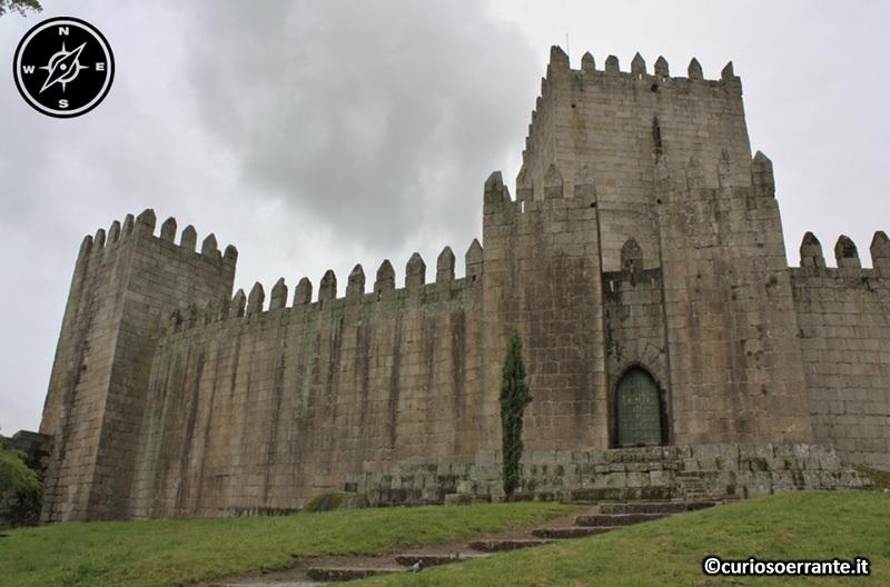 Guimarães - Castello di Guimarães