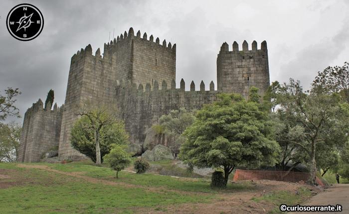 Guimarães - Castelo de Guimarães
