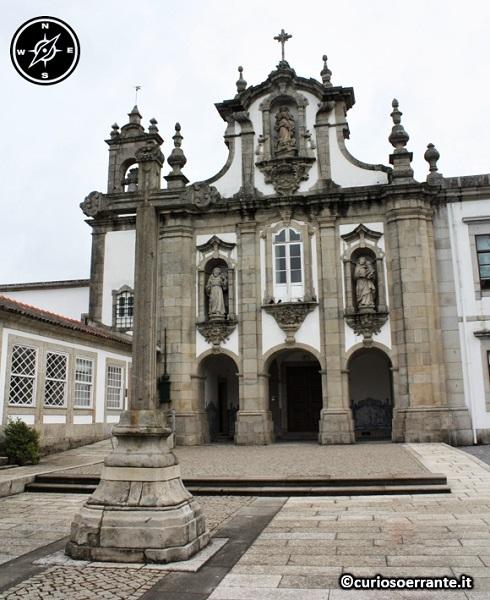 Guimarães - Chiesa di Santo António dos Capuchos