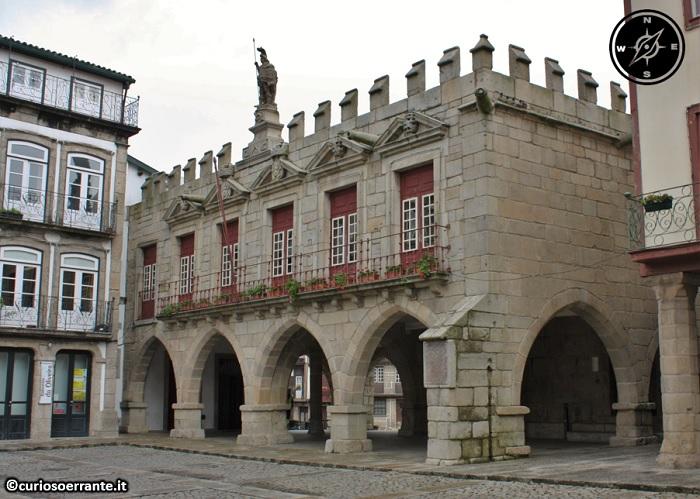 Guimarães - Loggia medievale, Municipio