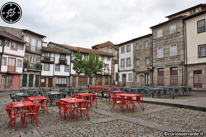 Guimarães - Praça de São Tiago