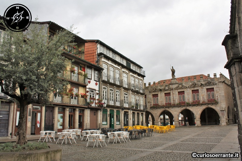 Guimarães - centro storico