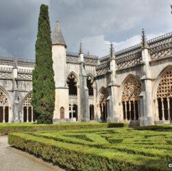 Monastero di Santa Maria da Vitória a Batalha - chiostro reale