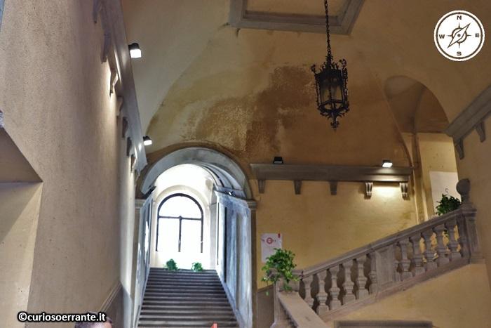 Nemi - Palazzo Ruspoli ex castrum nemoris