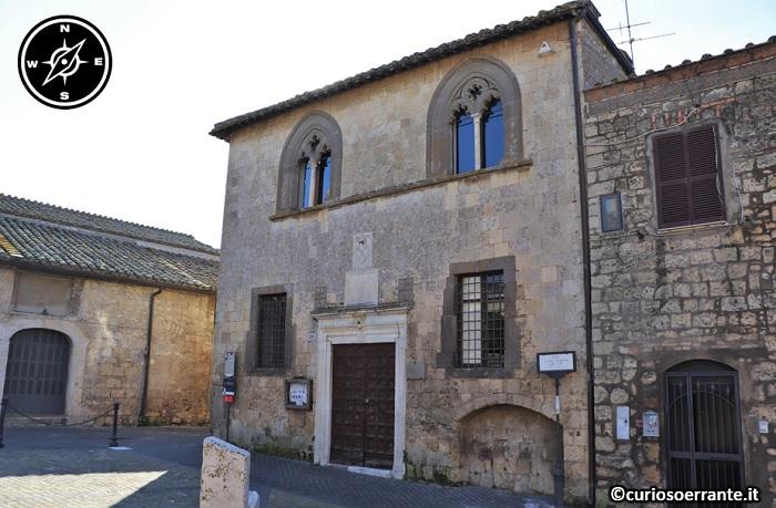 Tarquinia - Archivio storico (XV secolo)
