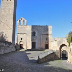 Tarquinia - Chiesa di Santa Maria del Castello
