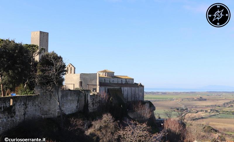 Tarquinia - Corneto e l'Altura del Castello