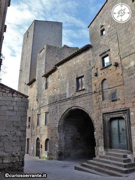 Tarquinia - Palazzo Castelleschi