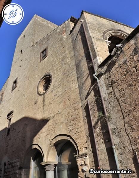 Tarquinia - Palazzo Vitelleschi retro
