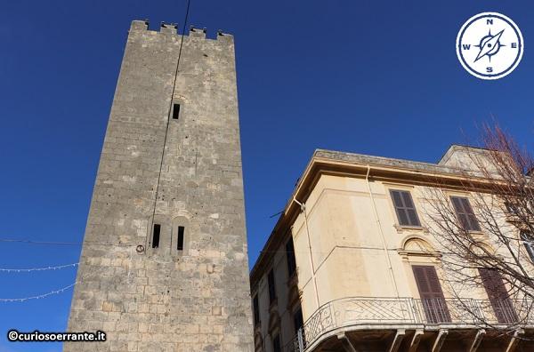 Tarquinia - Torre Barucci (XI sec.)
