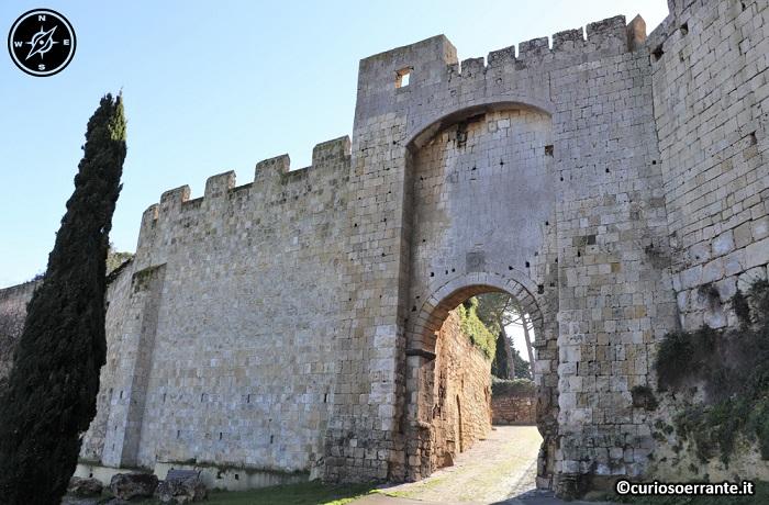 Tarquinia - il Castrum e Altura del Castello