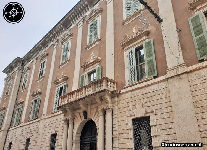 Trento - Palazzo Fugger Galasso