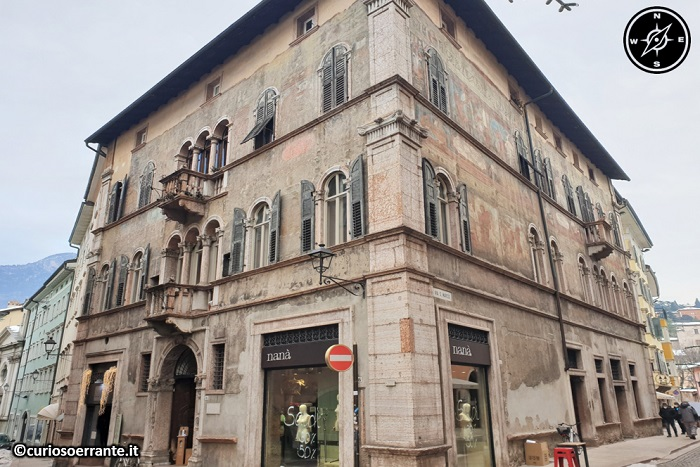 Trento - Palazzo Meli Del Monte