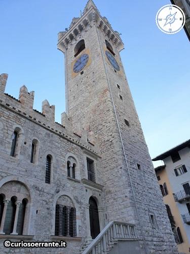 Trento - Palazzo Pretorio - Torre di Piazza o Torre Civica