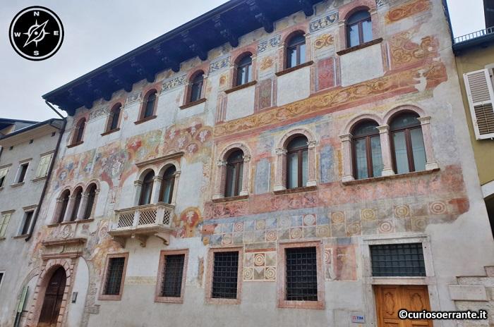 Trento - Palazzo Quetta Alberti-Colico