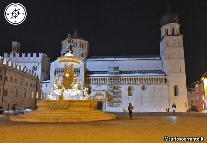 del Duomo - vista della cattedrale