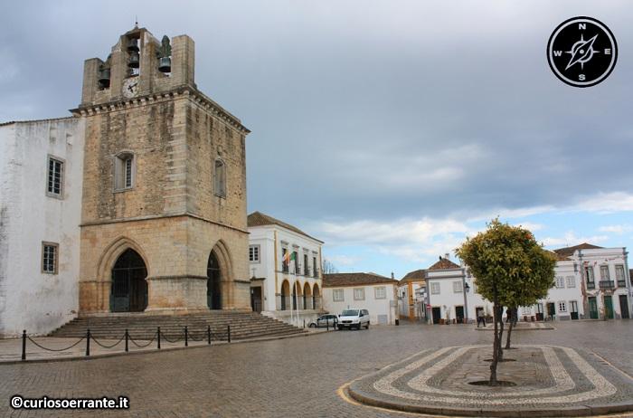 Faro - Cattedrale medievale - Igreja de Santa Maria