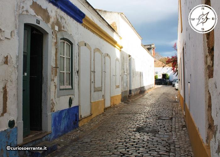 Faro - le vie della città