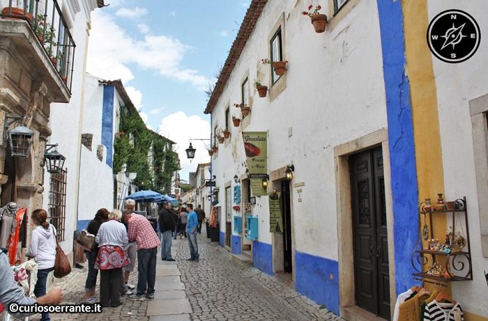 Óbidos - Rua Direita