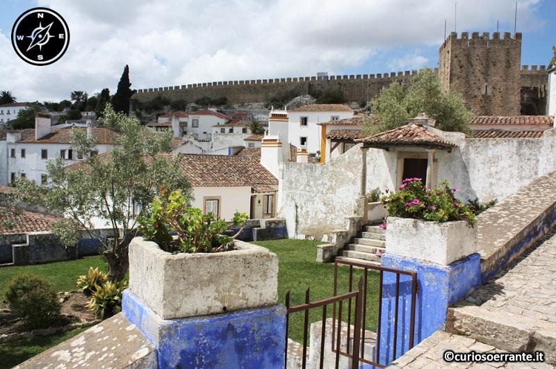 Óbidos - il borgo all'interno delle mura
