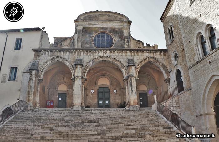 Priverno - Cattedrale di Santa Maria Annunziata