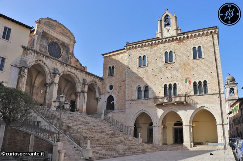 Priverno - Piazza Giovanni XXIII