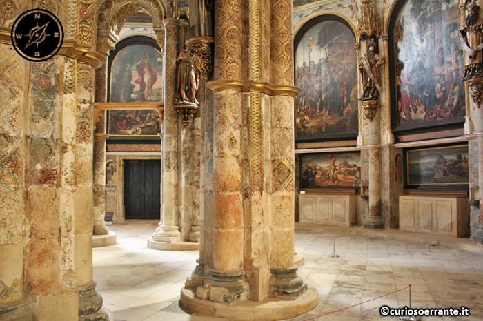 Tomar, Convento de Cristo - Charola