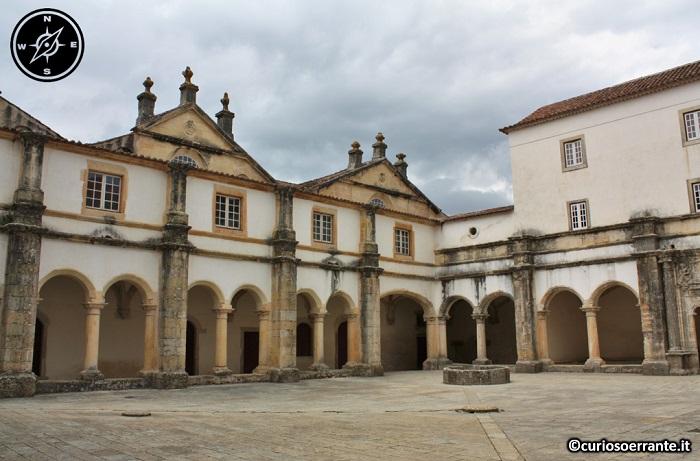 Tomar, Convento de Cristo - Chiostro del Pane