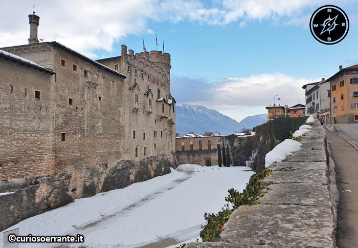 Trento - Castel del Buonconsiglio - Retro
