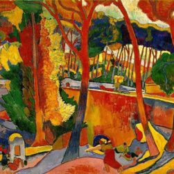 André Derain - Estaque (1905)