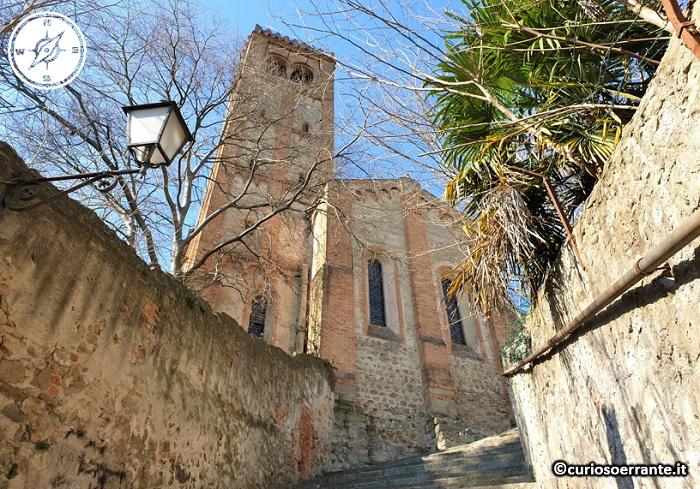 Monselice - Duomo Vecchio o chiesa di Santa Cristina