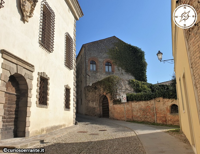 Monselice - Il centro storico