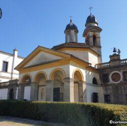 Monselice - Ultima chiesa del Santuario Giubilare delle Sette Chiese