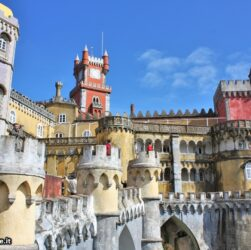 Palácio da Pena a Sintra