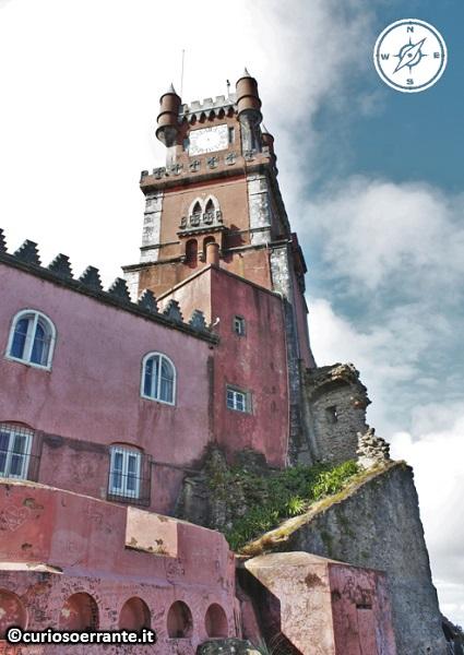 Palácio da Pena a Sintra - torre