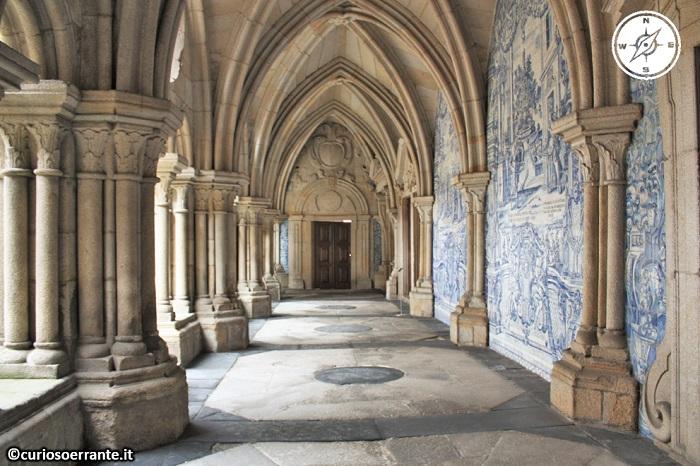 Porto - Chiostro della Cattedrale