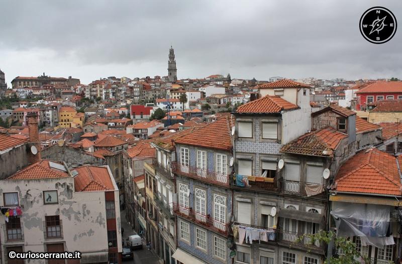 Porto - Il quartiere di Ribeira