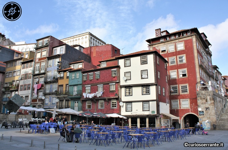 Porto - Piazza Ribeira