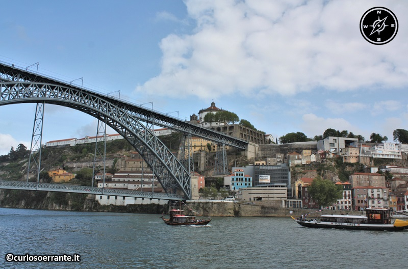 Porto -Vila Nova de Gaia e il Ponte de Dom Luis I