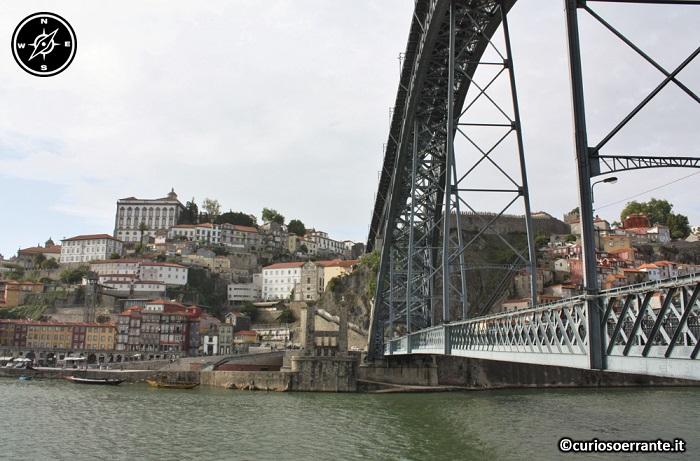 Porto - il Ponte de Dom Luis I