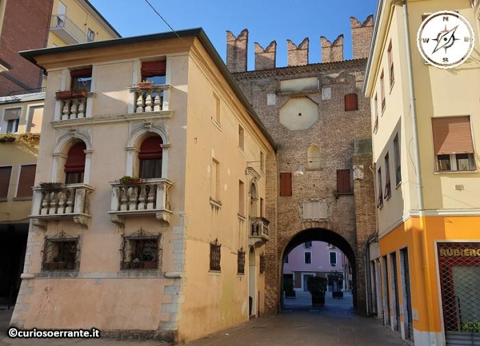 Rovigo - Porta San Bortolo (esterno)