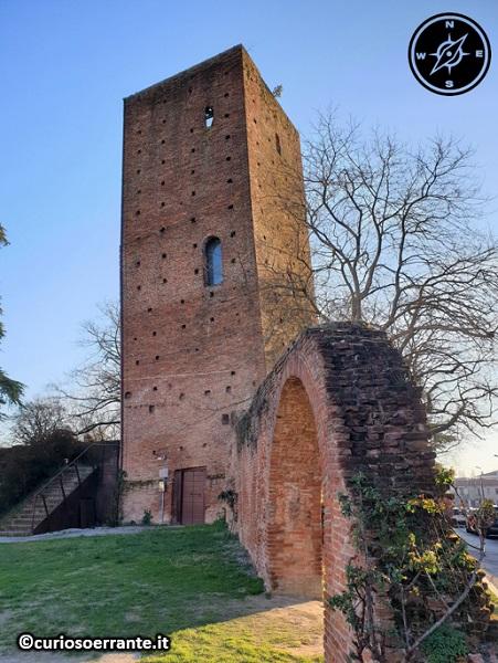 Rovigo - Torre Grimani o Torre Mozza