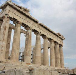 Acropoli di Atene ed il Partenone