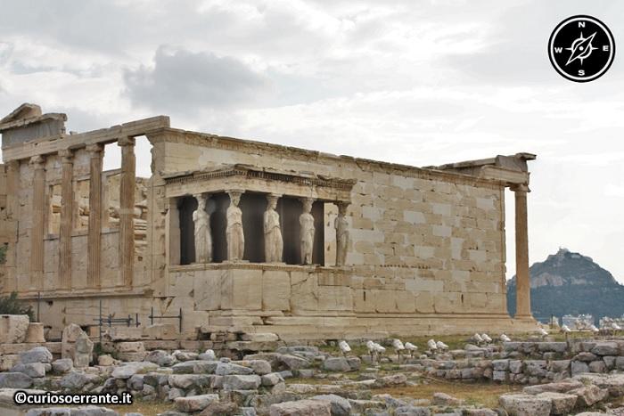 Acropoli di Atene ed il Partenone - Eretteo