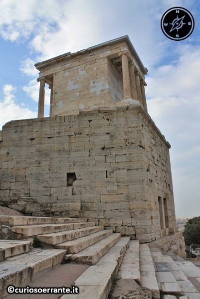 Acropoli di Atene ed il Partenone - Tempio di Atena Nike