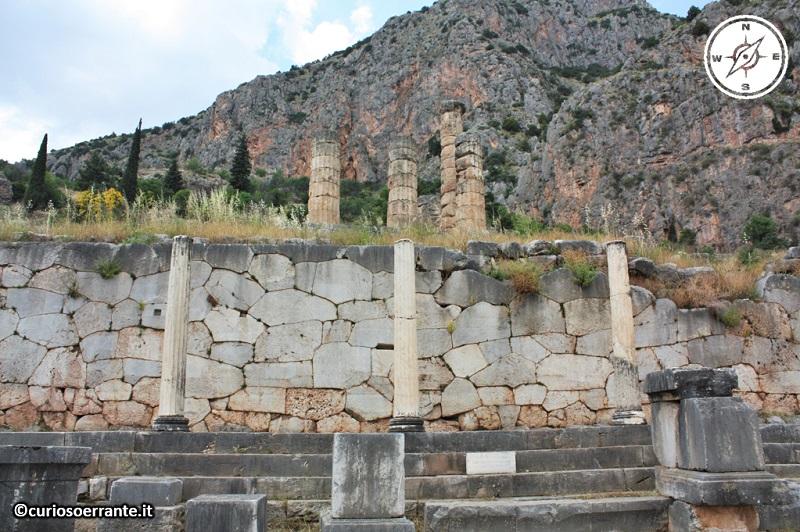 Antica Delfi - Il Santuario di Apollo