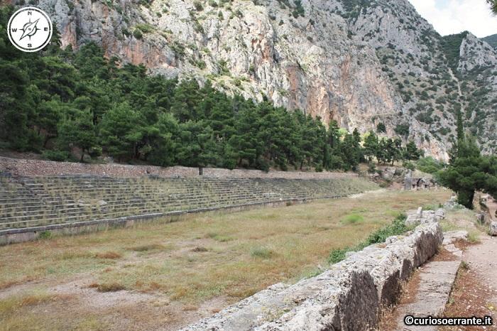 Antica Delfi - Lo Stadio