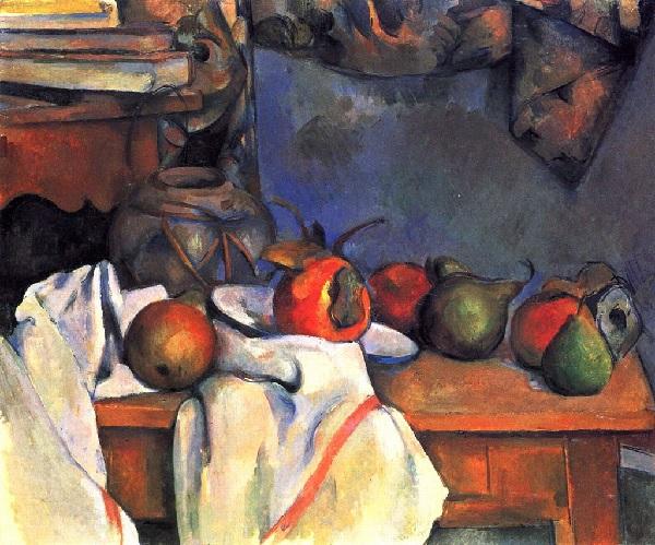 Paul Cézanne - Natura morta (1890-1893)